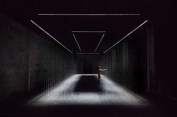 Emotional Light Installations