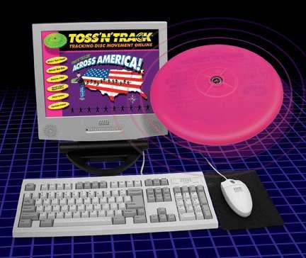 Toss'n'Track
