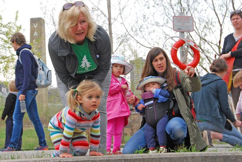 Toddler-Friendly Nature Programs