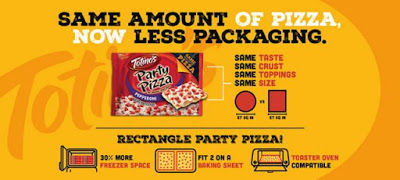 Freezer-Friendly Pizza Packaging