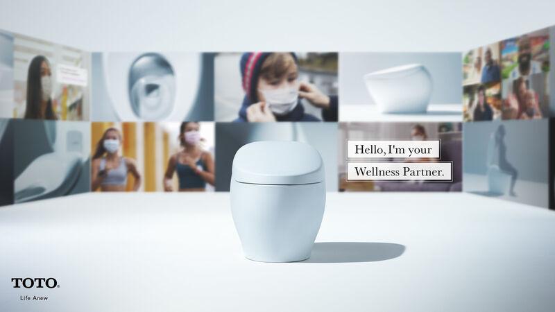AI Wellness Toilets