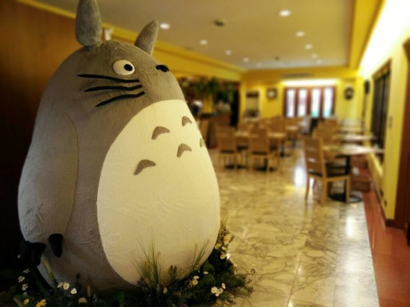Iconic Cartoon-Themed Restaurants