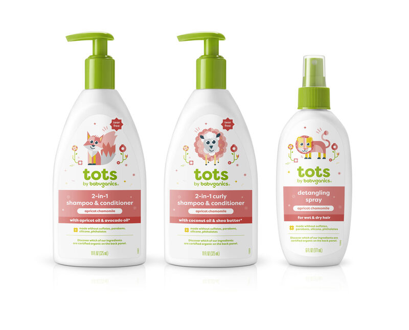 Free-From Baby Haircare