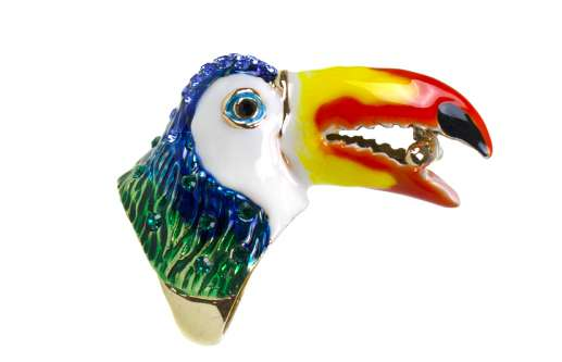 Chromatic Avian Jewelry