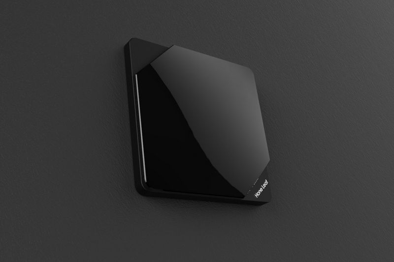 Sleek Touch Light Switches