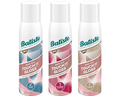 Shine-Enhancing Hair Mists