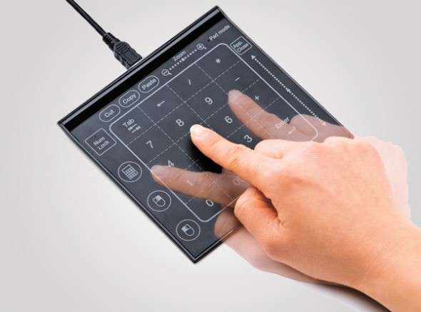 USB Touch Pads