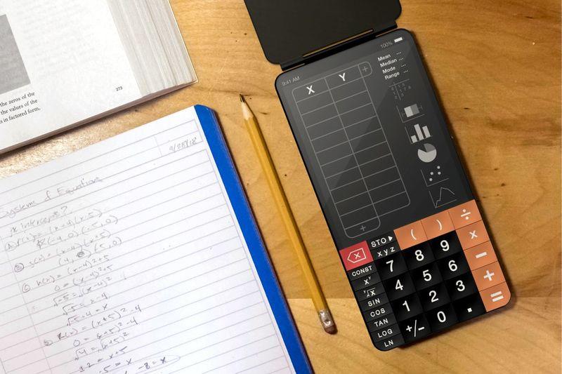 Advanced Smartphone-Inspired Calculators