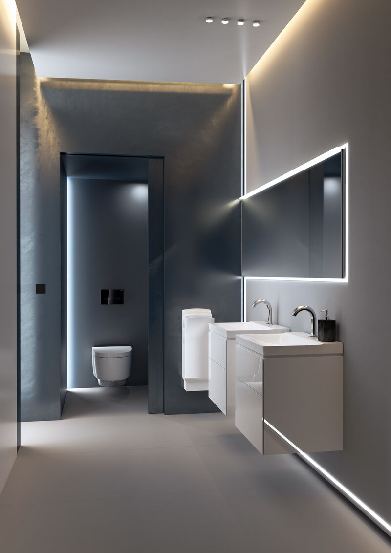 Touch-Free Bathroom Solutions