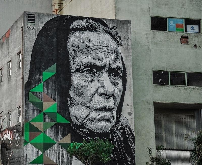 Poignant Street Art