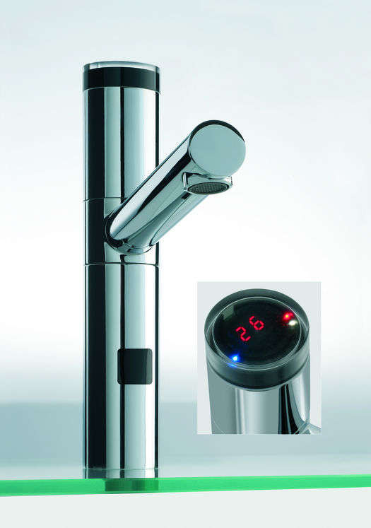 Hyper-Hygenic Touchless Faucets