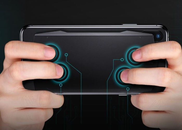 Touchpad Smartphone Game Controllers