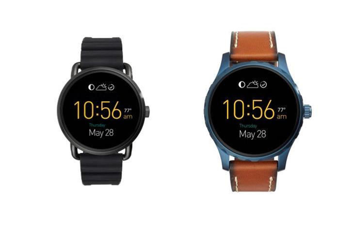 Vintage-Inspired Smartwatches