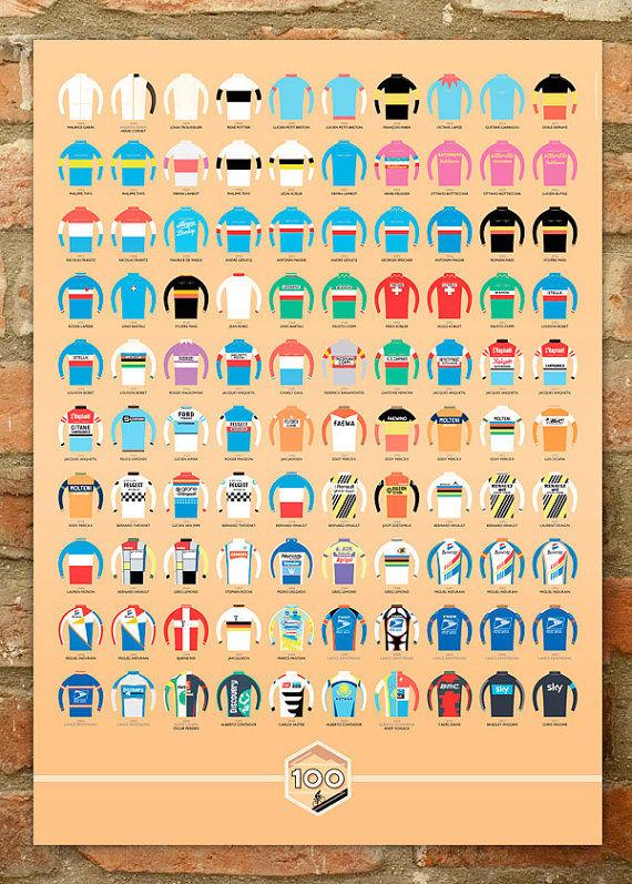 Cycling Tournament Art