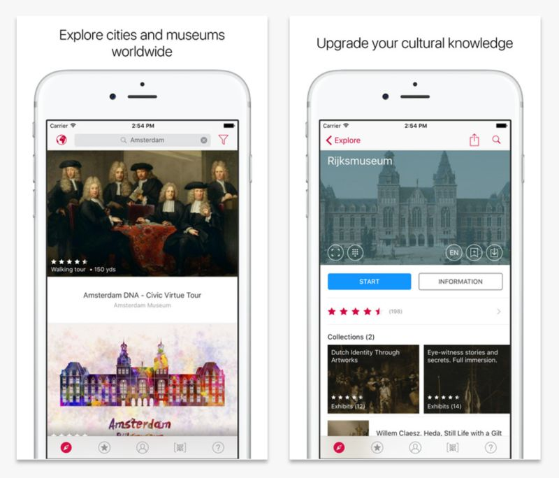 Comprehensive Tour Guide Apps