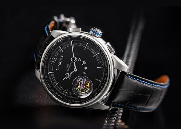 Low-Cost Tourbillon Smartwatches
