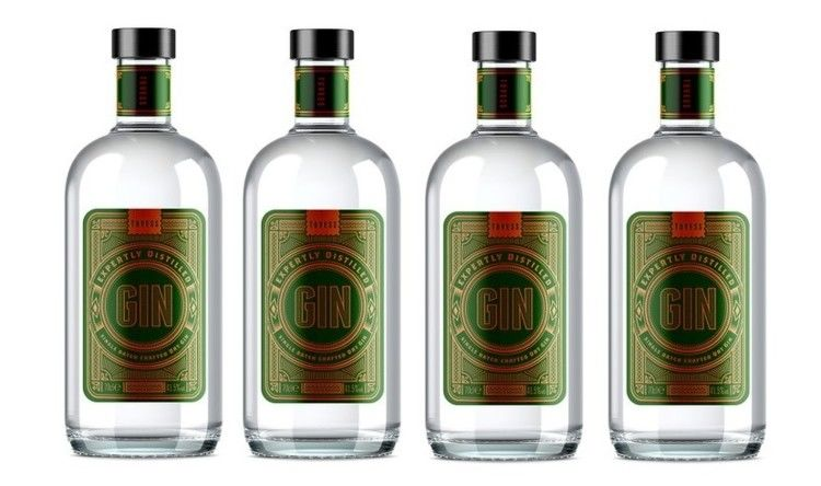 eCommerce Giant-Branded Spirits