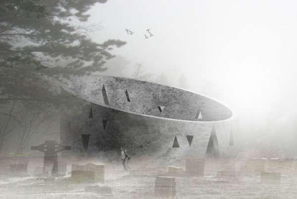 Subterranean Cemetery Cities