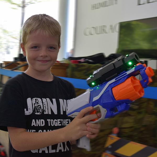 Laser Tag Blaster Games