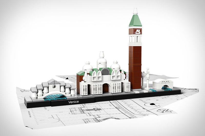 Urban LEGO Skylines