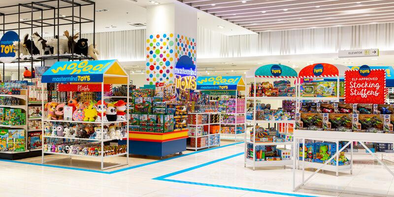Play-Focused Retail Pop-Ups