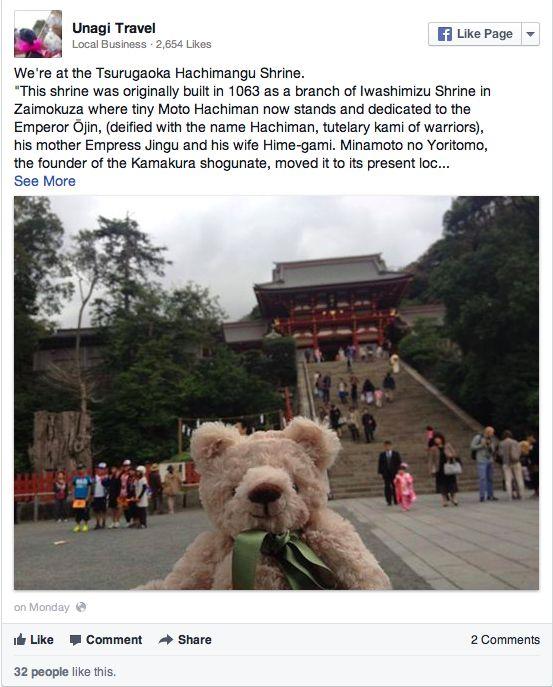 Stuffed Animal Vacations