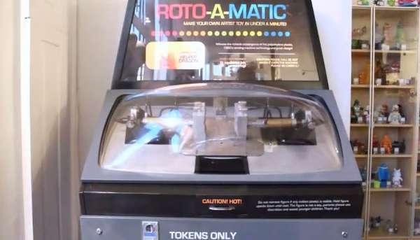 DIY Toy Vending Machines