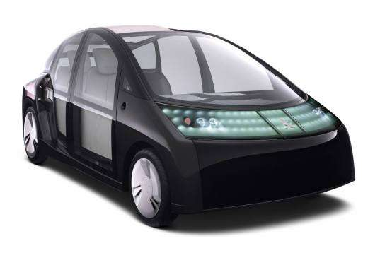Ultra-Light Eco Cars
