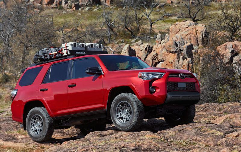 Premium Outdoor Adventurer SUVs