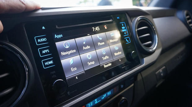 Intuitive Car Systems