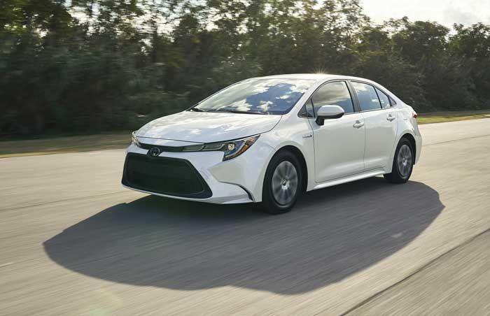 Ultra-Efficient Consumer Sedans