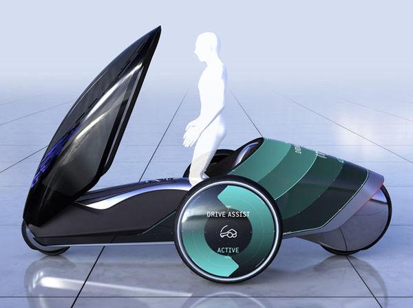 Movement-Steered Automobiles