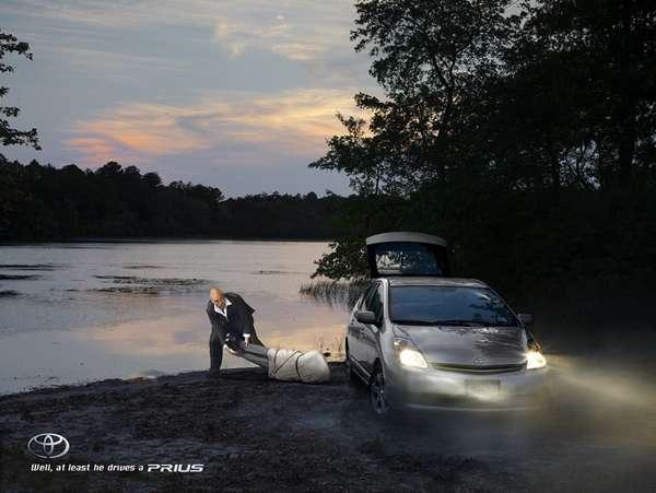 Toyota Prius Campaign