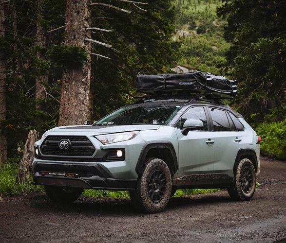 Adventurous Overlanding SUVs