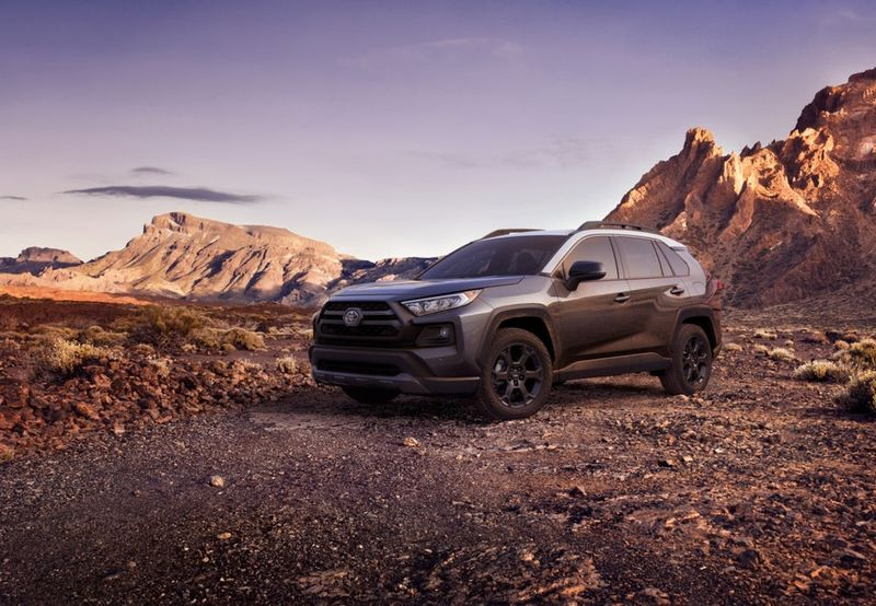 Off-Road Exploration SUVs