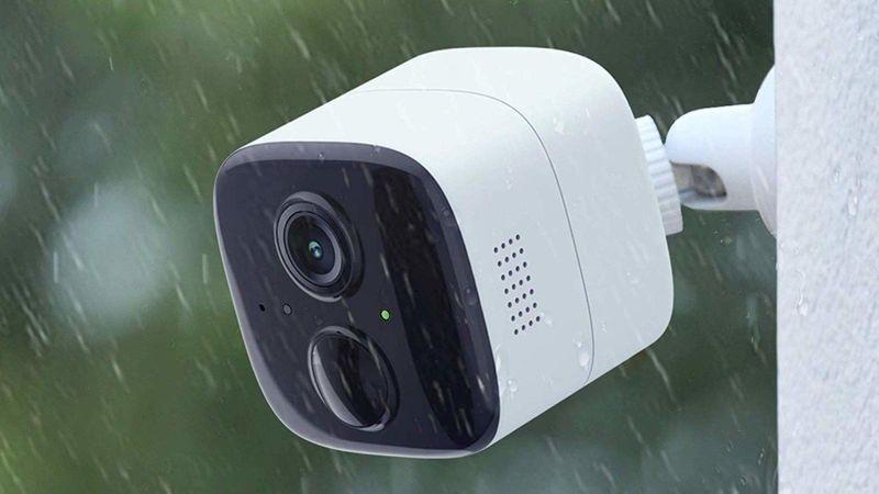 Wireless Weatherproof Security Cameras