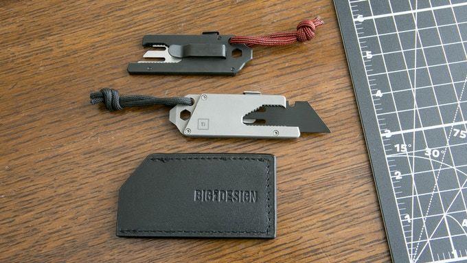 Robust Compact Multi-Tools