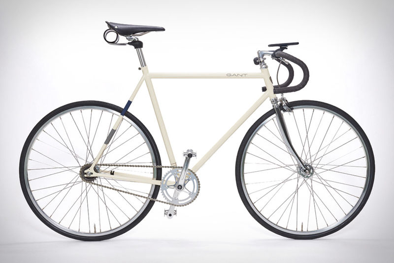 Fashionable Collaboration Bicycles