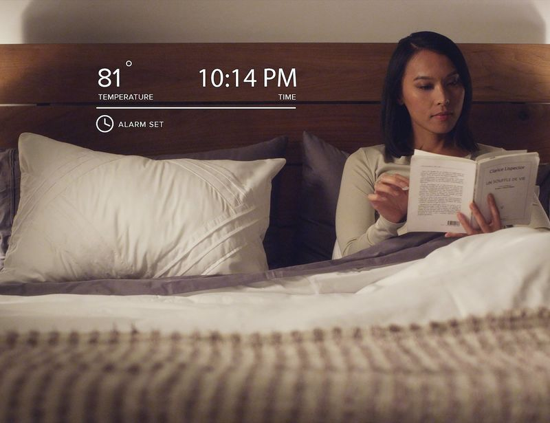 Temperature-Tracking Bed Devices