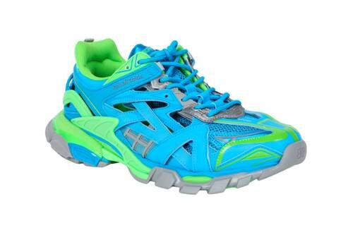 Fluorescent Luxury Sneakers