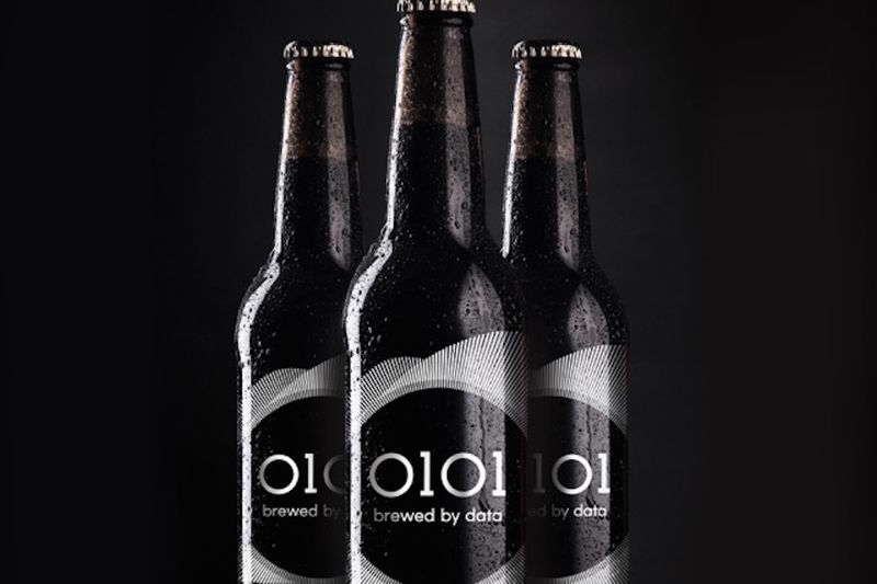 Algorithmic Alcoholic Beverages