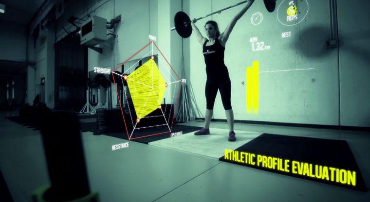 Bodybuilding Exercise Sensors