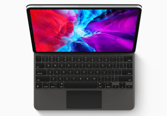 Tablet-Based Trackpad Support