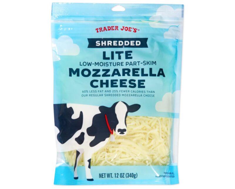 Low-Calorie Mozzarella Cheeses
