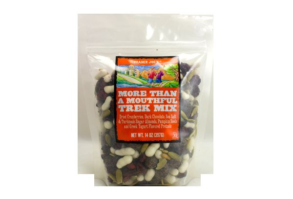 Turbinado Sugar Trail Mixes