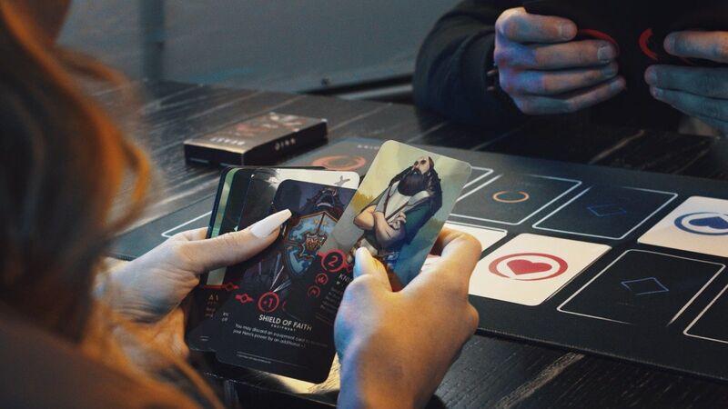 Puzzle-Focused Card Games