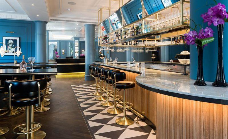 Luxurious Hotel Restaurant Renovations