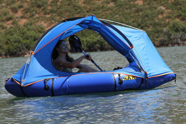 Protective Hybrid Camping Rafts