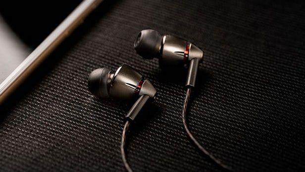 Trailblazing In-Ear Headphones