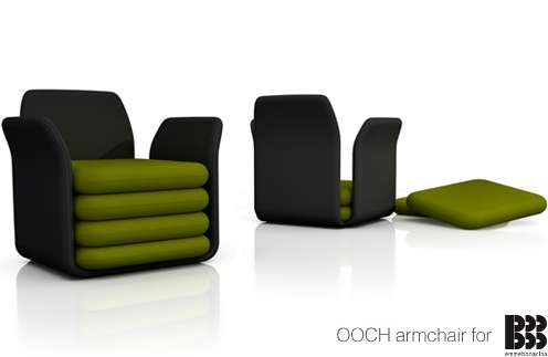 Transformer Armchairs